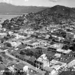 Vista aérea de Manzanillo