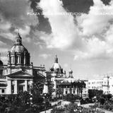 Plaza de Armas y Catedral Metropolitana