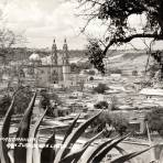 Panorámica de San Juan de los Lagos