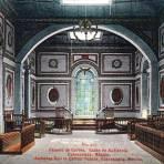 Salón de Audiencia en el Palacio de Cortés