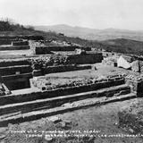 Tumba No. 7, donde fueron encontradas las joyas