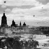 Vista parcial de Querétaro