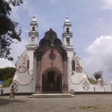 Capilla de la Virgen del Carmen del siglo XVII. Julio/2016