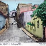 Calle de Xalitic  ( 1930 -1950 ) - Xalapa, Veracruz