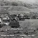 Las ruinas de el Tajin   ( 1930 -1950 ) - Papantla, Veracruz