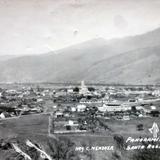 Panoramica de la poblacion ( 1930 -1950 ) - Santa Rosa, Veracruz