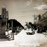 Calle J Carranza Coatzacoalcos Veracruz ( 1930 -1950 ) - Coatzacoalcos, Veracruz