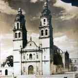 La Catedral  ( 1930-1950 ) - Campeche, Campeche
