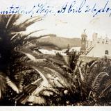 Panorama e Iglesia  ( 1943 ) - Metzquititlán, Hidalgo