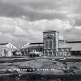 Vista General de la fabrica El Buen Tono  ( 1910-1930 ) - Celaya, Guanajuato