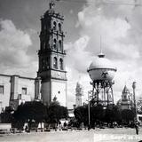 Grupo de Torres ( 1920-1940 ) - Celaya, Guanajuato