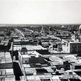 Panorama Poniente   ( 1920-1940 ) - Celaya, Guanajuato