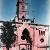 La Iglesia de el Carmen  ( 1930-1950 ) - Hermosillo, Sonora