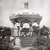 El Kiosko   ( 1920-1940 ) - Apozol, Zacatecas