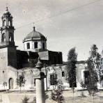 Templo de el Refugio ( 1930-1950 )