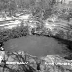 El Cenote Sagrado - Chichén Itzá, Yucatán