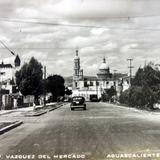 Ave.Vazquez de el Mercado ( 1930-1950 )