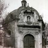 Capilla de La Concepcion por el fotografo Hugo Brehme ( 1920-1940 )