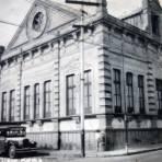 Gimnasio del Colegio de el Estado ( 1930-1950 )