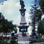 LUGAR DESCONOCIDO Monumento a La Corregidora de Queretaro Josefa Ortiz de Dominguez ( 1969 )
