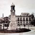 El Reloj de Bucareli  Mexico D F  ( 1920-1940 )