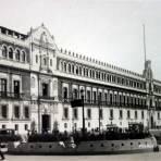 El Palacio Nacional  ( 1930-1950 )