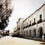 Escena callejera ( 1930-1950 )