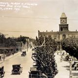 Oficina de Correos Plaza y Palacio ( 1920-1940 )