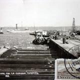 Terminal de CHIJOL Cia. La Corona  ( Fechada el dia 18 de Mayo de 1932) - Tampico, Tamaulipas