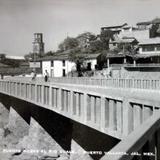 Puente sobre el Rio Cuale ( 1930- 1950 )