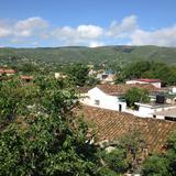 Vista del centro de Huitzuco con sus techos de teja de dos aguas. Julio/2016 - Huitzuco de los Figueroa, Guerrero