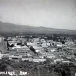 PANORAMA ( 1930-1950 ) - Tulancingo, Hidalgo