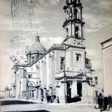 Templo de el Carmen ( Fechada en 1930 ) - Celaya, Guanajuato