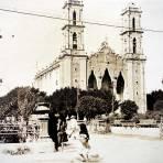 La Catedral de Mazatlan Sinaloa ( Fechada  en 1913 )