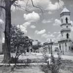Jardin y Templo del Sagrado Corazon ( 1930-1950 )
