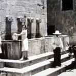 TIPOS MEXICANOS  Aguadoras ( 1930-1950 )