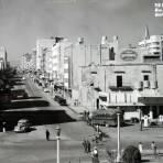La avenida Juarez al poniente ( 1930-1950 )