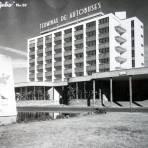La central Camionera ( 1930-1950 )