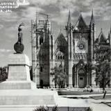 El Templo Expiatorio ( 1930-1950 )