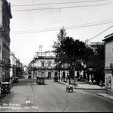 La Avenida Colon ( 1910-1930 )