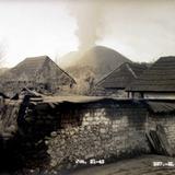 Erupcion del Volcan Paricuti el dia 21 de Junio de 1943