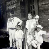 Familia Tarasca de Uruapan Michoacan