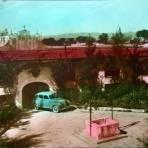 Entrada de un Hotel en Ciudad Valles San Luis Potosi