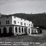 El Patio Courts Carretera Mexico Laredo Km. 370 1/2