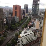 Paseo de la Reforma. Agosto/2016