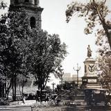 Templo de San Franciscco y Mto. al general Corona
