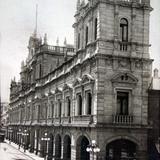Palacio Municipal Fechada el dia 9 de Octubre de 1924