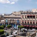 Arquitectura del primer cuadro de la ciudad. Marzo/2016