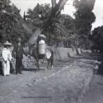 Escena callejera de Cuautla Morelos