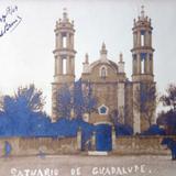 Santuario de Guadalupe Fechada en 17 de Marzo de 1907